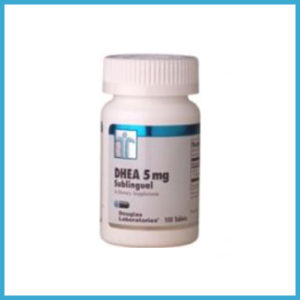 DHEA SUBLINGUAL 5MG