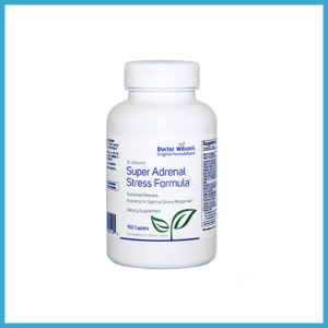 SUPER ADRENAL STRESS FORMULA CAPS