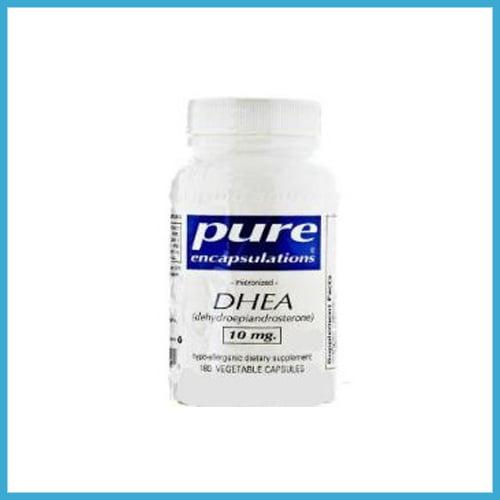 DHEA 10 MG CAPSULES