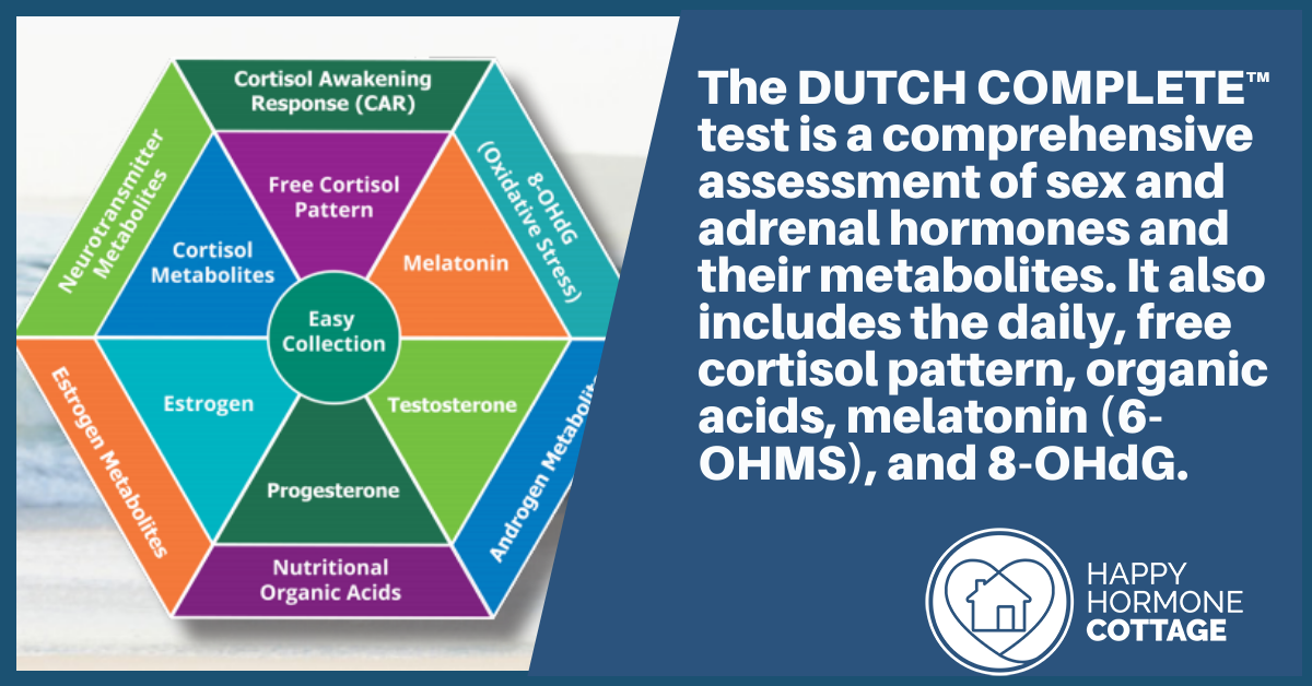 Comprehensive Metabolic Panel: All About the DUTCH Complete Test