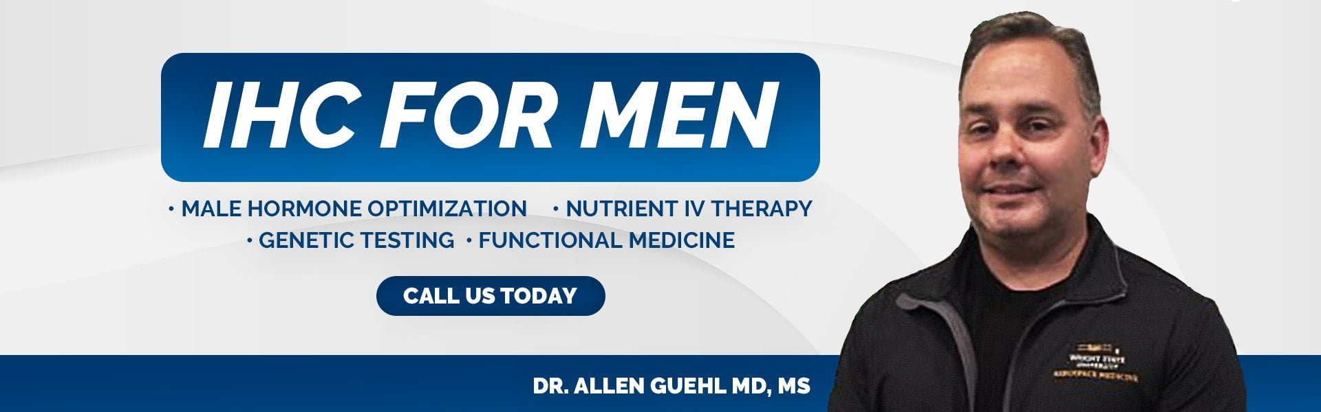 Hormone Cottage for men